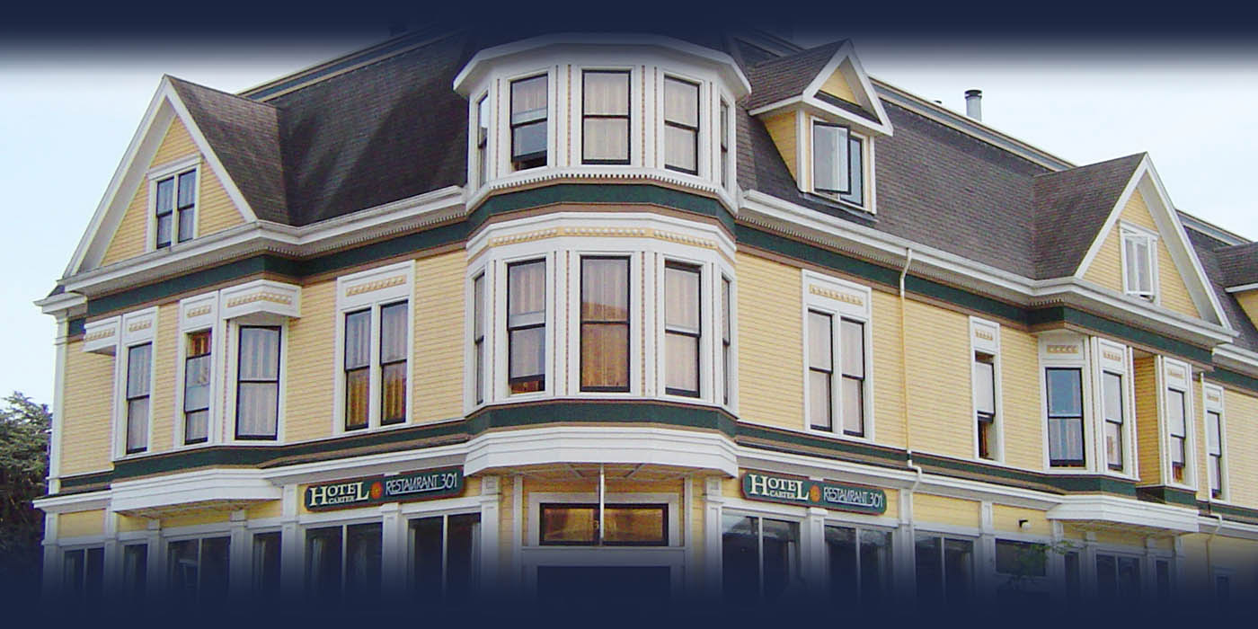 The Carter Hotel, Eureka, CA