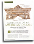 Evolution of an American Dream
